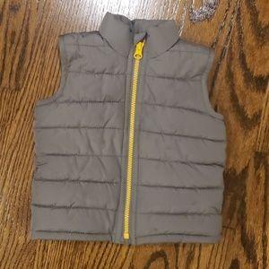 Old Navy frost free toddler vest